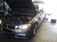 BMW 330d E90 E91 Performance Chip Tuning - ECU Remapping