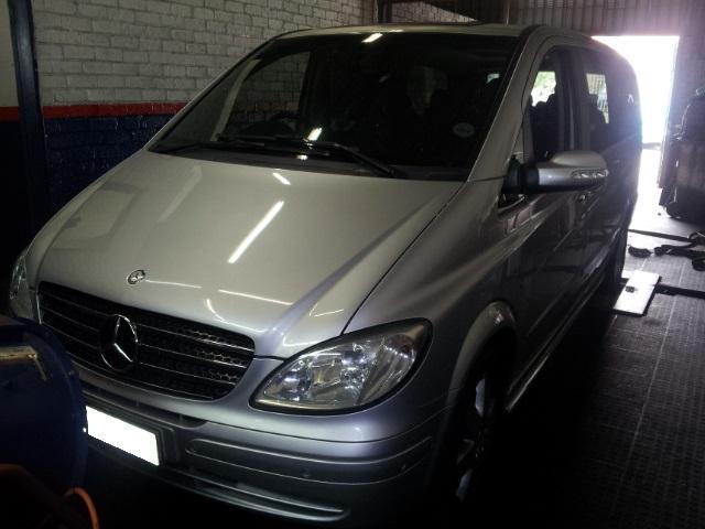 Mercedes Viano 3 0 CDI Performance Chip Tuning - ECU