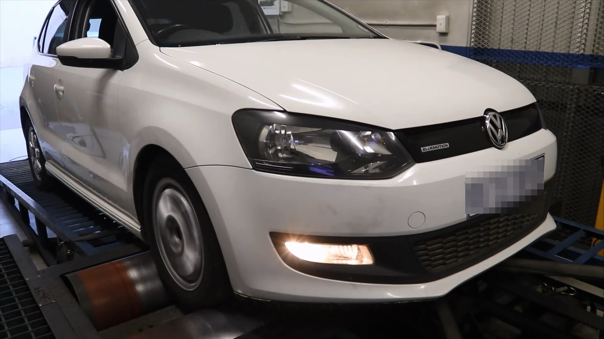 VW Polo 1 2 TDI Performance Chip Tuning - ECU Remapping
