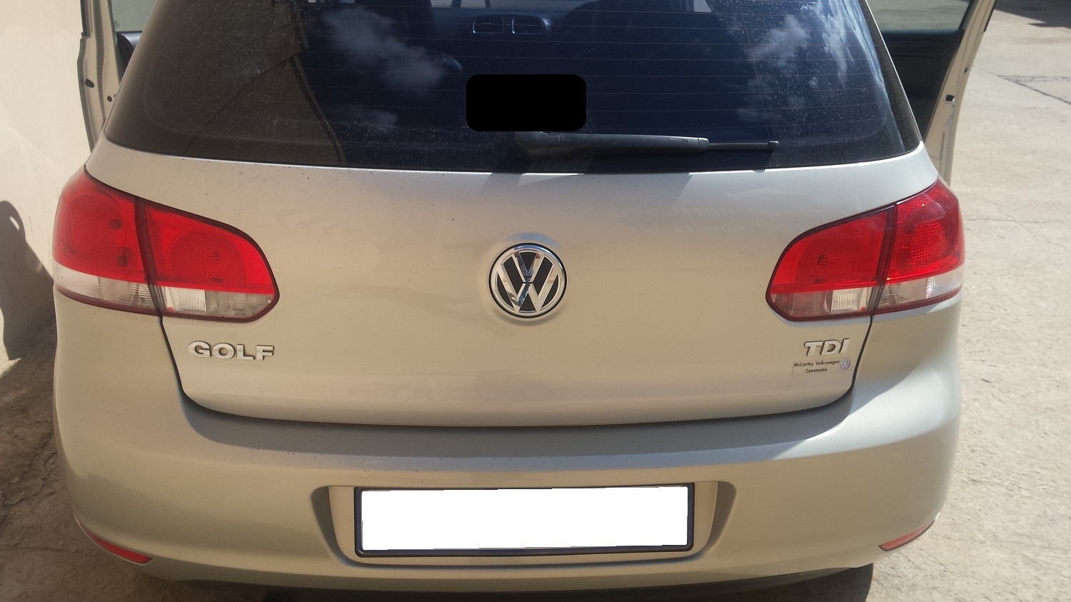 Vw Golf 6 1 6 Tdi Performance Chip Tuning Ecu Remapping
